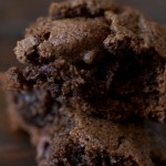 Chocolate Whey Protein Cookies