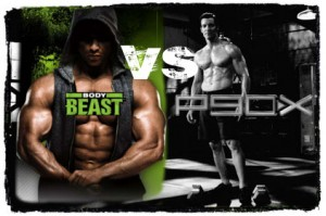 P90X vs BODY BEAST