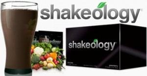 when to drink shakeology