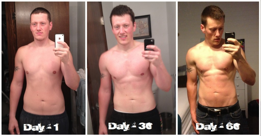 Coach Todd Insanity Results