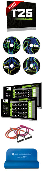 T25 Gamma Package