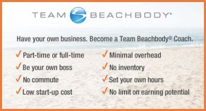 becoming a team beachbody coach