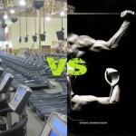 P90X vs The Gym