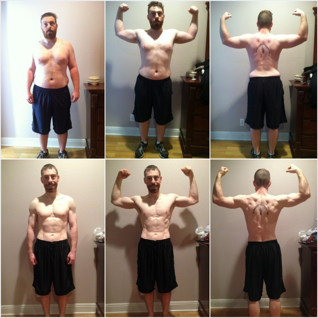 Eric Doga - P90X Results