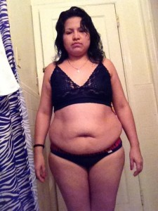 Maria's results Before