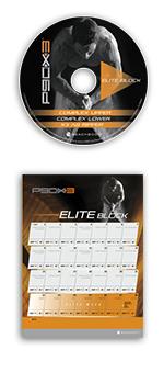 P90X3 Elite DVD's