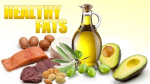 sources of healthy fats