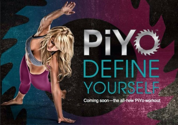 New PiYo Workout By Chalene Johnson
