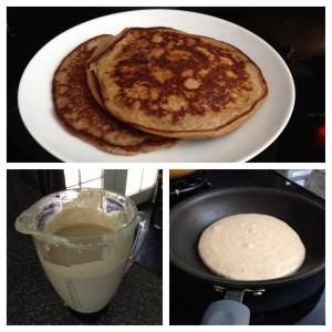 Coach Todd - Protein Pancakes