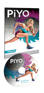 PiYo Strength DVD