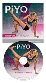 PiYo HardCore DVD