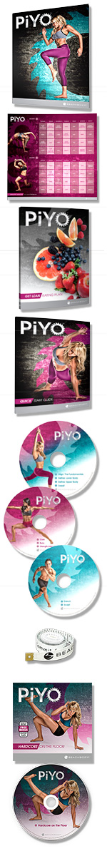 PiYo DVD Base Kit