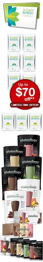 3-Day Refresh Challenge Pack