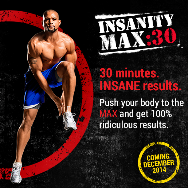 NEW INSANITY MAX: 30