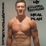 My Insanity Meal Plan