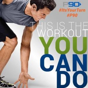 p90 workout calendar