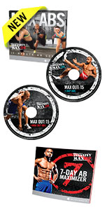 insanity max 30 ab maximizer dvds