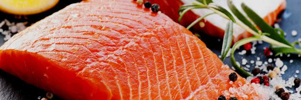 salmon post workout foods