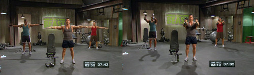 Build Shoulders Warm Up 1