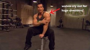 Sagi Kalev Shoulders
