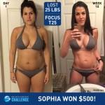 Sophia Wins $500!!