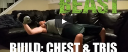 Body Beast Build Chest & Tris
