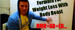 Formula For Weight Loss With Body Beast