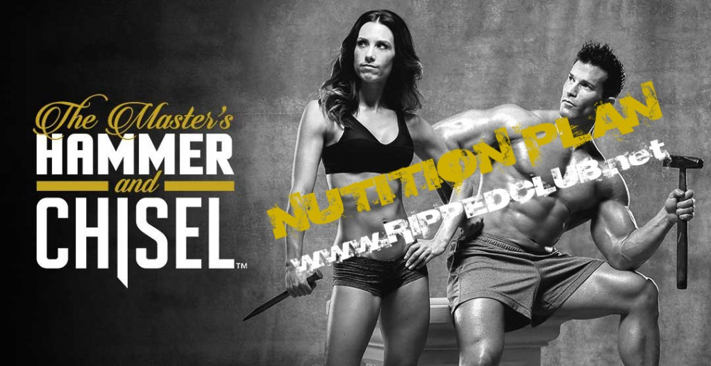 hammer and chisel diet