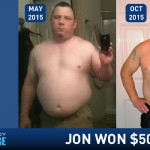 Jon Bosch Wins $500!