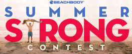 Beachbody Summer Strong Contest