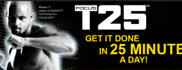 FOCUS T25 Workout – Is This INSANITY 2?