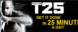 Order Focus T25!!!