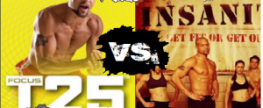 T25 vs Insanity